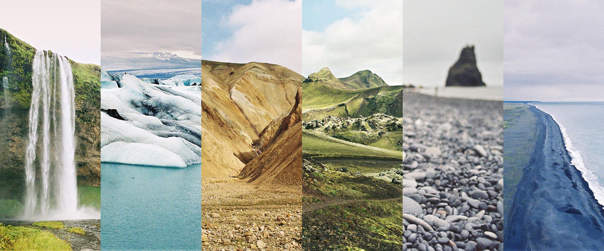 Cover Islande sud