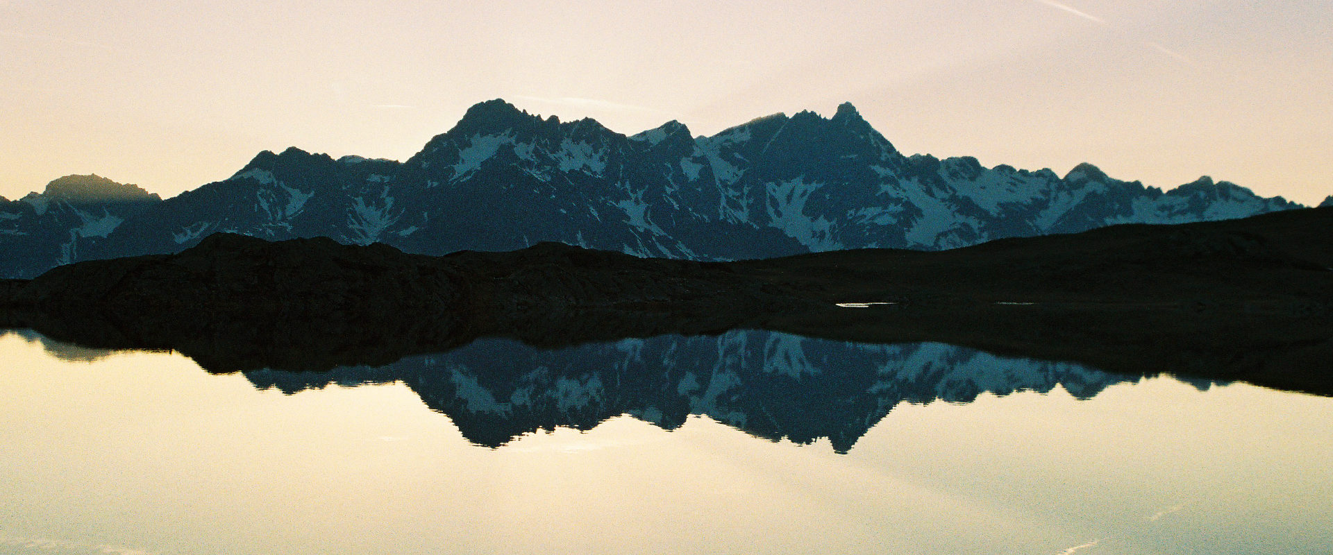 Photo lac Alpe d'Huez