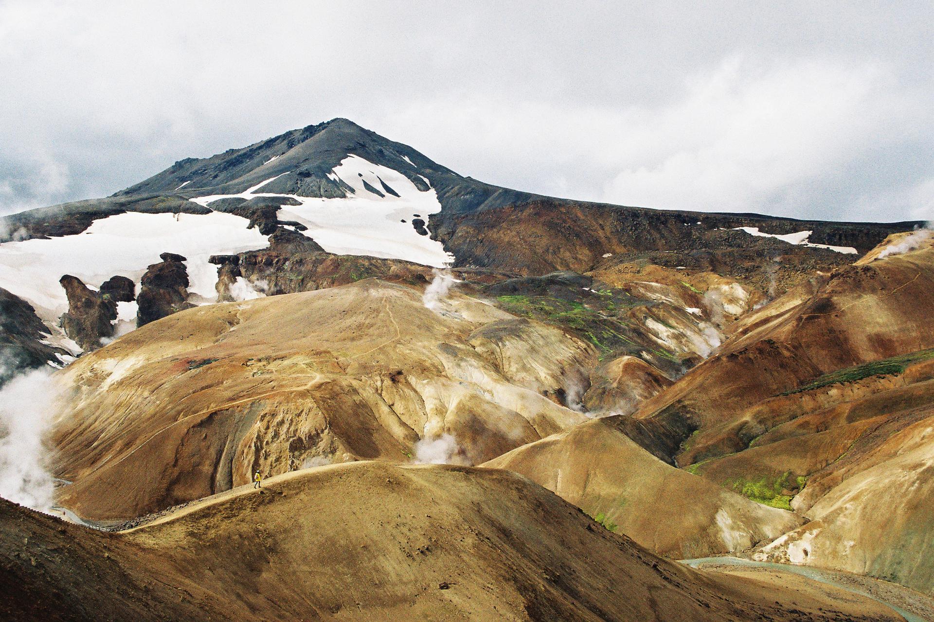 L'Islande : de Reykjanes à Mývatn
